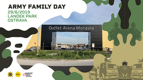Army family day!